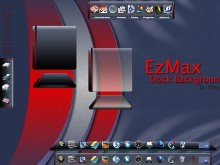 EzMax Dock Backgrounds