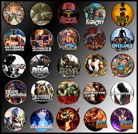 Game Icons X