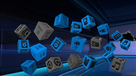 Flying Cubes