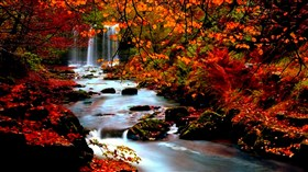 Colorful_Creek_Waterfalls