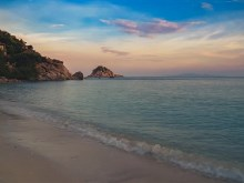 Koh Tao Evening Beach