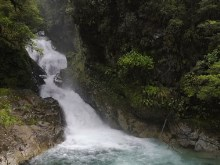 New Zealand_Waterfall
