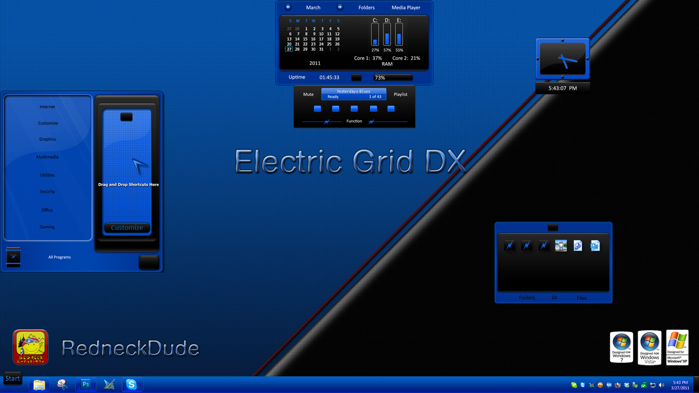 Electric Grid DX