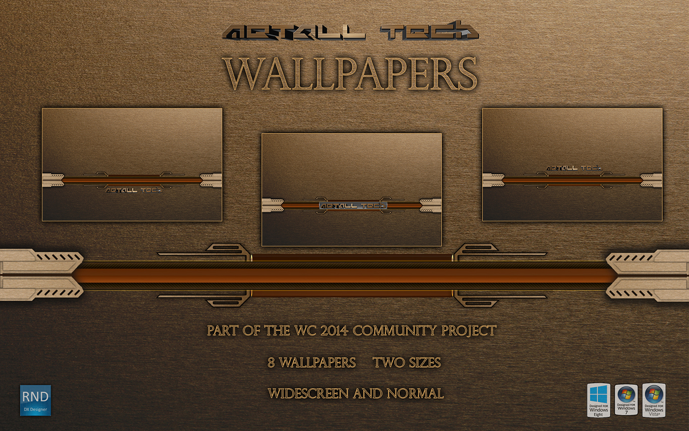 Metall Tech Wallpack RND