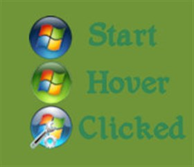 Win8.1 Start Button