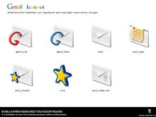 Gmail iconset