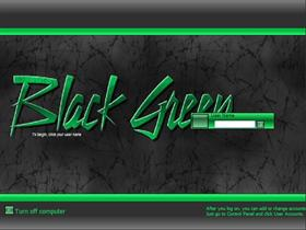 My Black Green