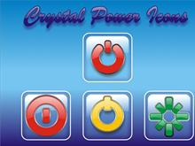 Crystal Power Icons