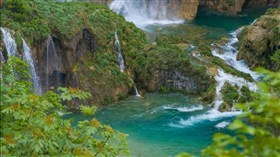 Plitvice Lakes_Lower_Falls