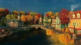 Autumn_Village
